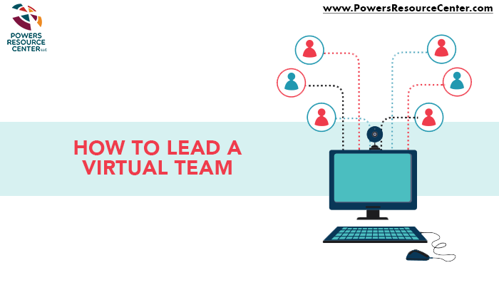 graphic of a virtual team to depict virtual teams success