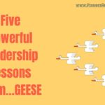Five Leadership Lessons from PRC