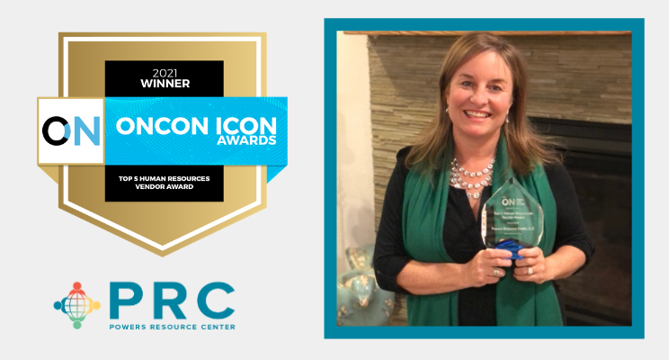 PRC Receives 'Top 5 Human Resources Vendor' Award from OnConferences.com